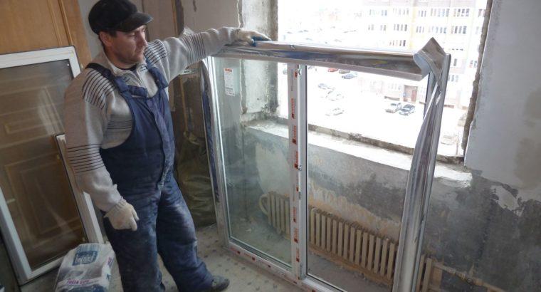 Окна и двери в Григориополе — отдадим даром