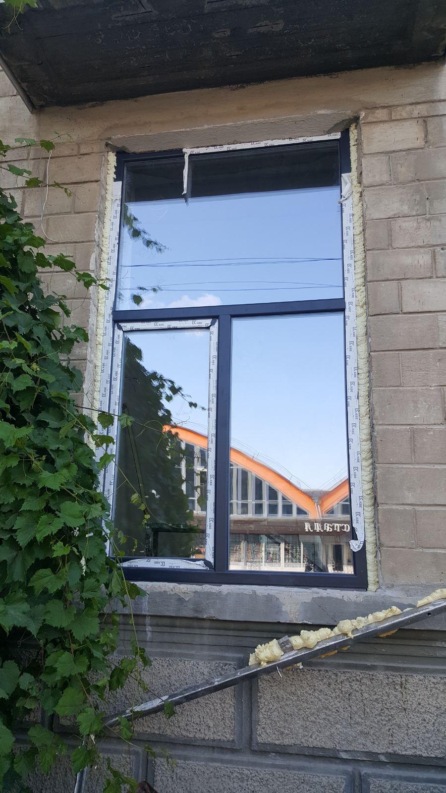 Окна и двери из ПВХ в Каменке — дешевле не найдёте
