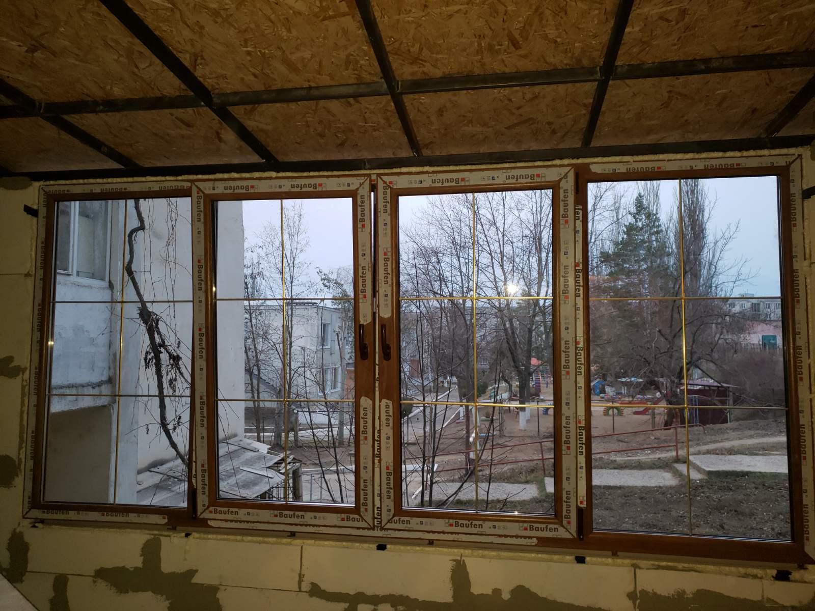Окна и двери в Бендерах: шок цена — акция