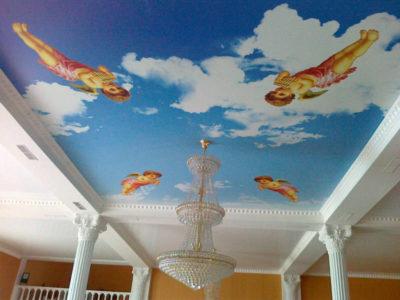 Pod.MD Tavane extensibile — Натяжные потолки в Бельцах и Киш