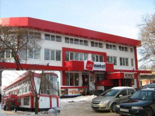 Linie-Lux S.R.L. — Изготовлении фасадов из композитных панел
