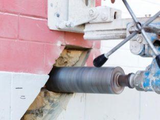 Алмазное сверление- нужный диаметр и толщину, любой материал
