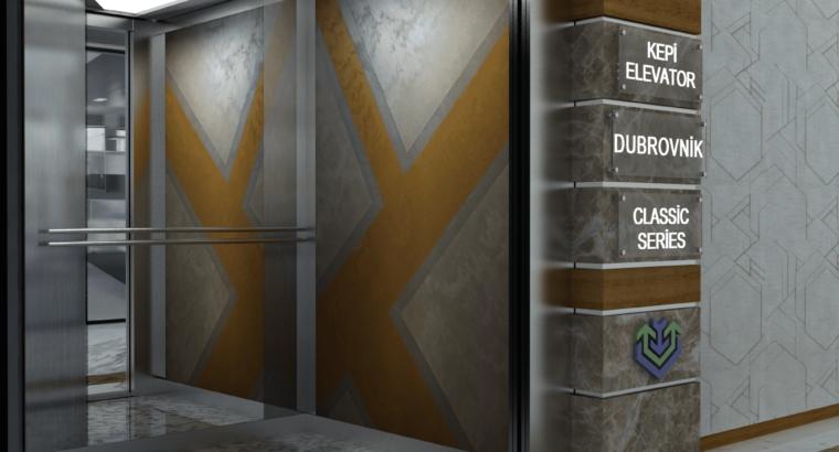 Пассажирские лифты из серии Класика