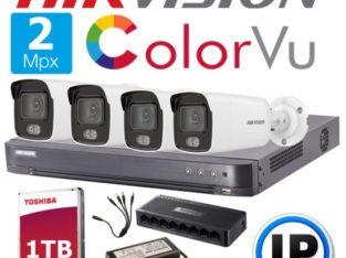 Camere video + instalare!
