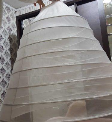 Продаю шикарное свадебное платье