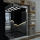 Пассажирские лифты из серии Люкс
