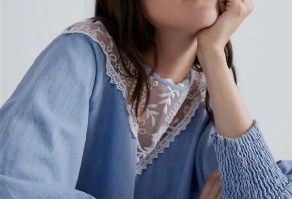 Блузка женская стильная ZARA