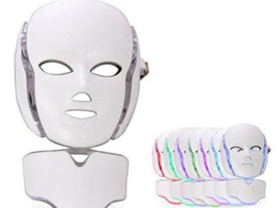 Продам » Светодиодную LED маску для лица и шеи»