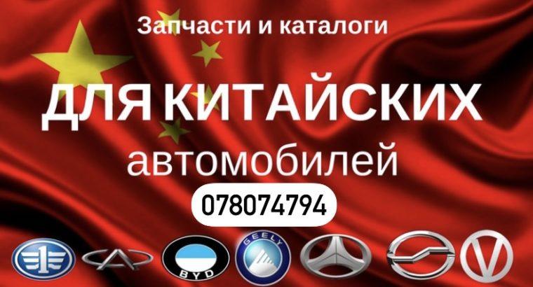 Автозапчасти — Запчасти для китайских авто