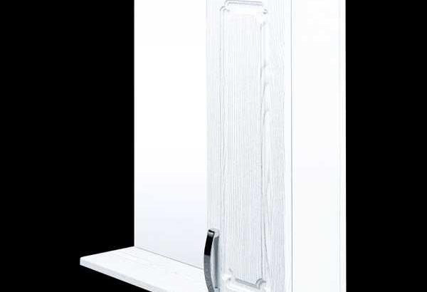 Комод с зеркалом для ванной