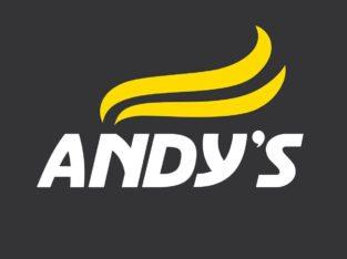 Andy's Pizza — cea mai rapidă livrare