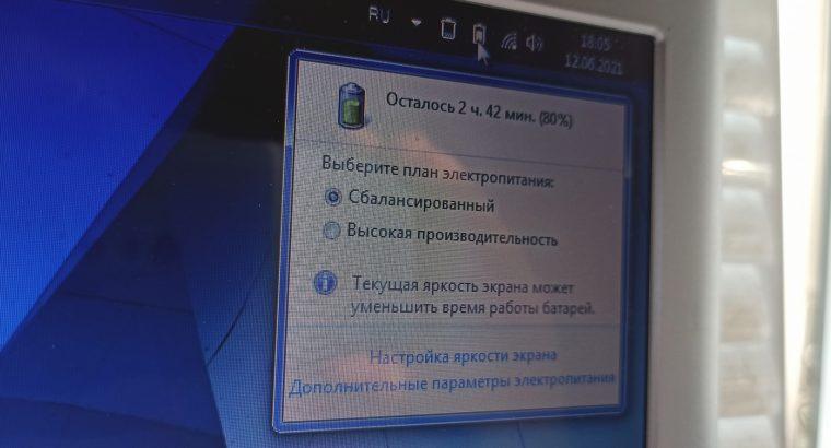 Продам ноутбук Samsung RV513. В хорошем состоянии!