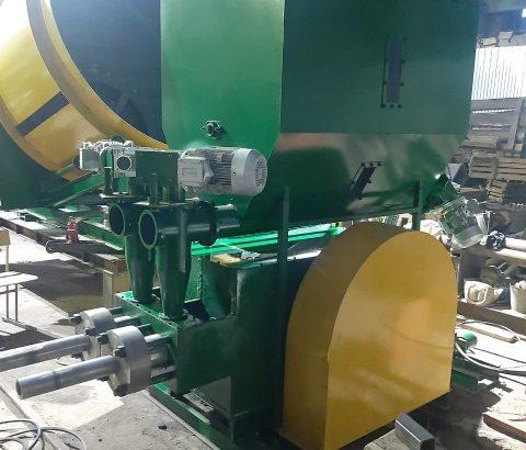 Станок для производства топливных брикетов