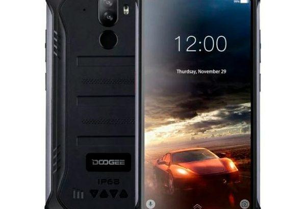 Новый телефон Dodgee Lite