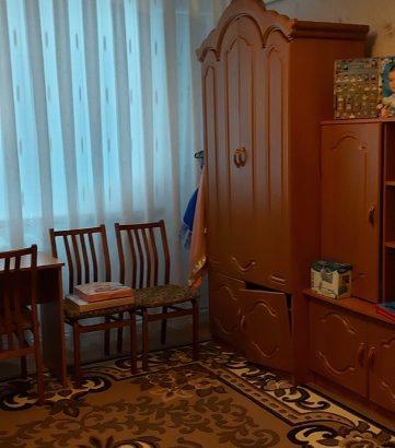 Продаётся 3-х комнатная квартира в посёлке Рышканы со всей мебелью и техникой